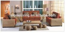 2015 Antique Outdoor 5pc Rattan Sofa Set luxury living room sofa