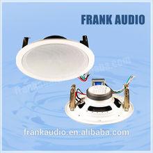"""6.5"""" public address pa steel small 6W 10W ceiling speaker"""