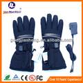 Tissu imperméable électrique gants chauffants pour rester au chaud