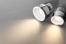 10w adjustable recessed down light trim