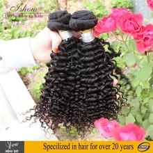 3bundles 14inch virgin peruvian hair bundlea,beautiful curly hair,high quality kinky baby curl hair