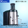 healthy nutrition 1500W automatic electric commercial heating powerful fashion apple juice extractor
