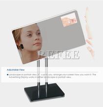 13.3 inch designer bathroom advertising player advertising media player
