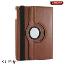 factory hot sale360 Rotating Case, Case 360 Rotating Case For iPad , Leather Case Cover For iPad 2/3/4/6