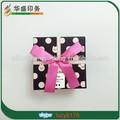 Papier de haute qualité boîte cadeau pliage( custom made)