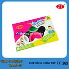 6pcs Fancy non-toxic finger paint