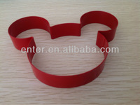 2014 mickey mouse cookie cutter , biscuit cutter,cake moul
