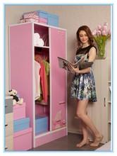 best quality steel and plastic folding sliding doors wardrobe single cheap furniture convenient wardrobe design
