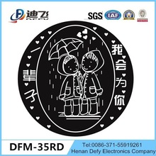 Henan Defy outdoor 35w gobo projector christmas decoration