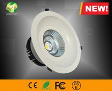 40W LED Downlight 60W Halogen Bulbs Recessed Lighting Daylight White
