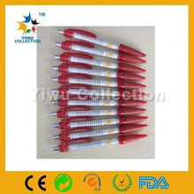 tooth shaped pen,ball point pen,plastic banner flag pen