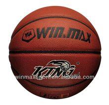 high grade PU leather basketball exercises basketball