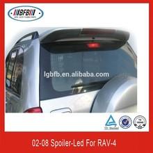 REAR TRUNK ROOF SPOILER FOR TOYOTA RAV 4 SUV 2002-2008