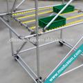 De aluminio almacén de almacenamiento en rack