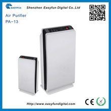 Top grade hot sale ionic air purifier led light