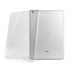 transparent case for apple ipad 6 , for ipad air 2 clear hard case