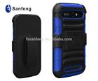 High end hard plastic case for ZTE warp sync holster case / new coming for ZTE n9515 warp sync holster case