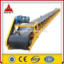 Gravel And Sand Transportation Belt Conveyor