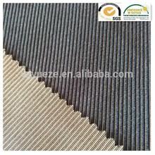 100% polyester spacious waled sofa/garment/pants corduroy fabric