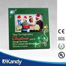 Hot sale photo frame family for Christmas Decor
