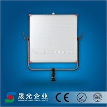 High Illuminance LED video light for photo studio