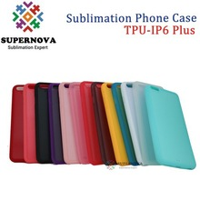 DIY TPU Phone Cover for iPhone 6 + Plus, 5.5inch