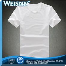washed Guangzhou cotton/bamboo fiber women loose v neck tshirt