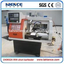 brand new lathe machines horizontal lathe machine CK0632A CNC lathe