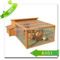 luxo galinheiro de madeira projetos gaiola