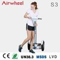 china nouveau modèle airwheel s3 deux roues de chariot de golf électrique
