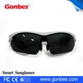 con estilo gafas de seguridad auriculares mp3 gafas de sol