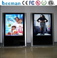 42 inch advertising kiosk with touch function Leeman P12.5 SMD wall lcd advertising display