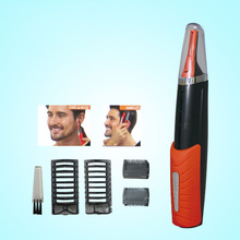 professional battery nose hair trimmer shaver as seen on tv