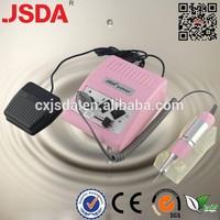 Hot sale JD500 nail drill hand variable speed motor 12v made in china alibaba