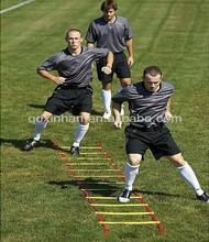 Football/soccer exerciser-speed agility ladder