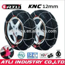 ATLI KN12mm steel zinc plated snow tire chains tyre chain anti skid chain
