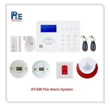 Advanced smart home product for home gsm alarm system / wireless home security alarm system download IOS / Android APP