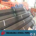 iso65inoxidable tubos de acero negro de comercio