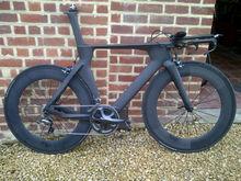 Carbon Time Trail Bike Frame TT bike Frame TT Bicycle Frame China Supplier