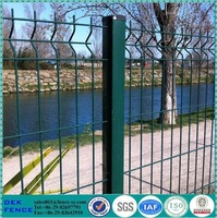 6ft Antique a Variety of Colors PVC Coated Wire Mesh Fence