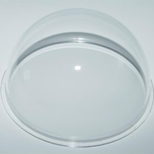 Optical glass dome, acrylic dome optical