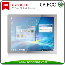 "17"" Open Frame LCD Monitor, PCAP Touch Screen Monitor for Interactive Kiosk Solutions, Self-service Kiosk Systems, Vending"