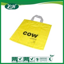 wholesale promotional recycled customized carrier shopping bag