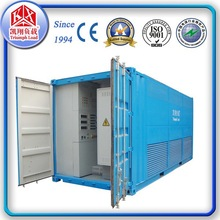 3MW high voltage Load bank for generator testing