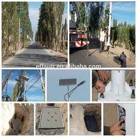 Highway Application and Solar Power Supply solar street light