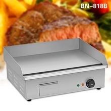BN-818B Counter Top Flat Top Grill Griddle For Commercial Cooking Equipment
