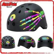 Printing color ABS material welding helmet decals
