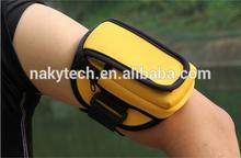 Neoprene Waterproof Running Sports Brassard Armband Phone Cover For iphone 6