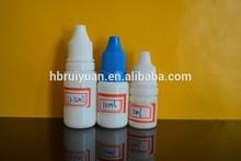 5ml,10ml,12.5ml white clear plastic dropper bottle for e-liquid,e-cigarette,e-juice