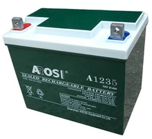 AGM Deep cycle Rechargeable Sealed Lead Acid Battery for Alarm Systems Home Security
